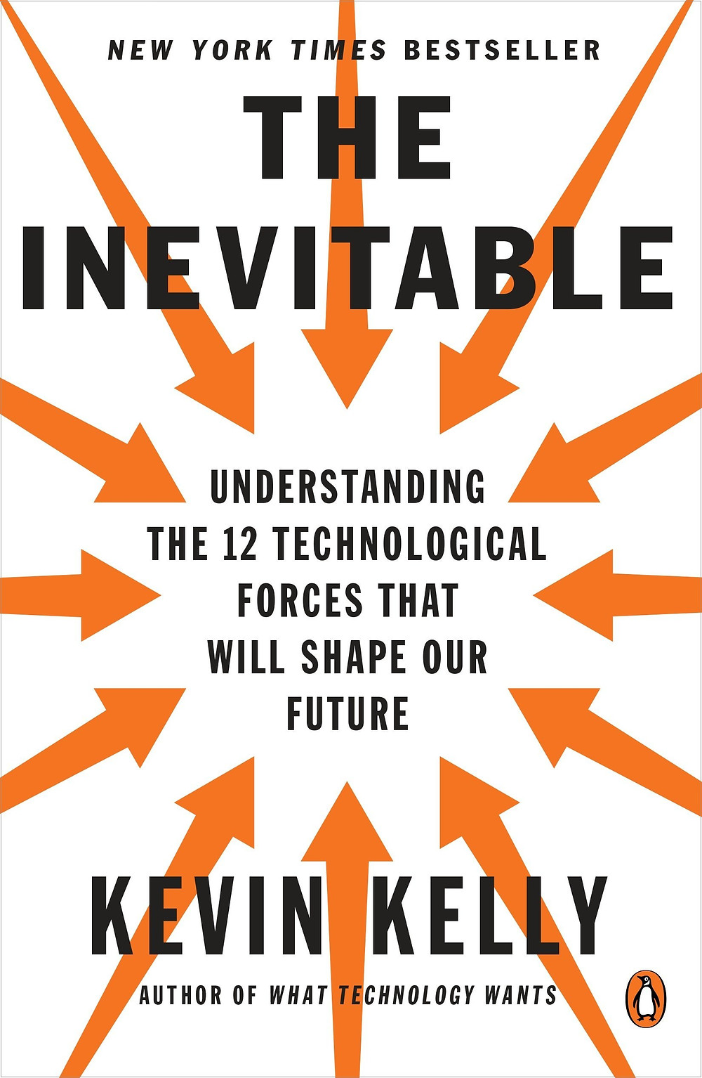 Cover of The Inevitable by Kevin Kelly