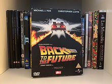 Back to the Future fan box