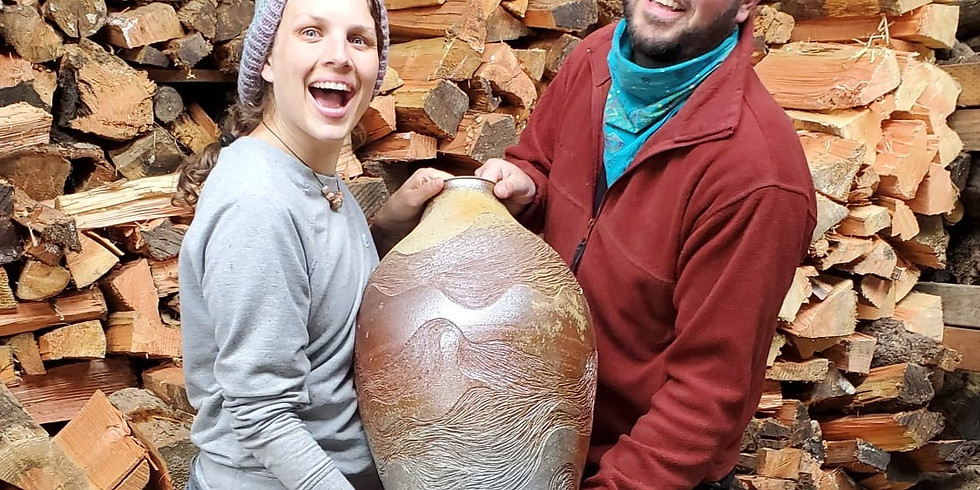 Throwing and Carving Masterclass with Aubrey Sloan and Joe Robinson
