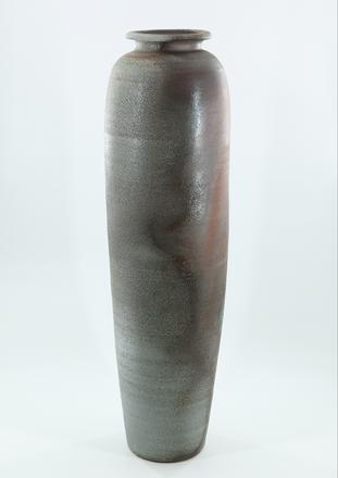 "Anagama Amphora, 39""H"