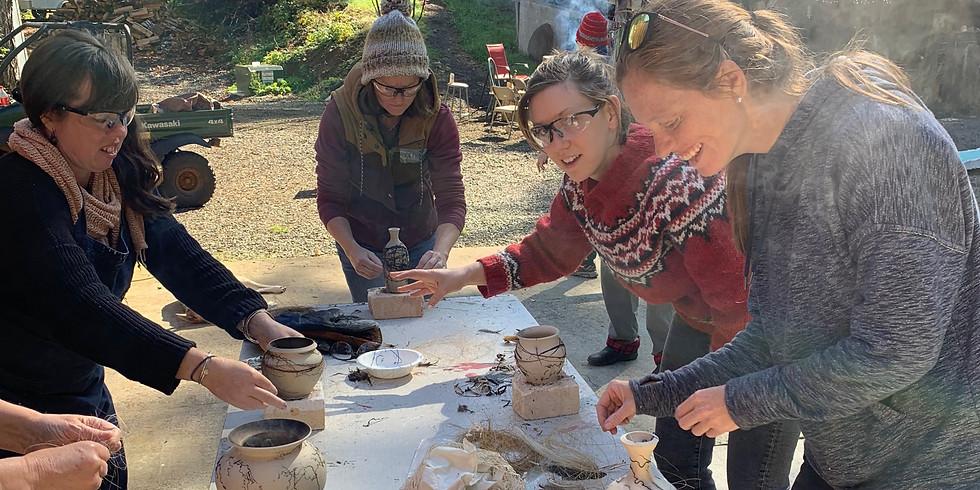 Wood Firing Workshop - Morning Ceramics Studio