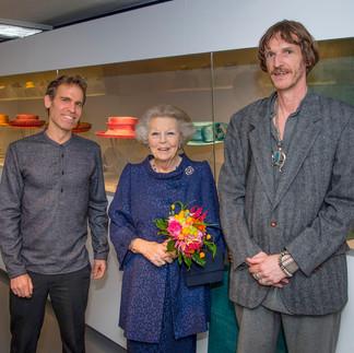 Opening tentoonstelling Chapeaux door Prinses Beatrix, 22 maart 2017. Foto F. van Beek  (87).jpg