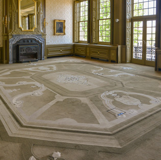 HarlingenTown hall - Carpet