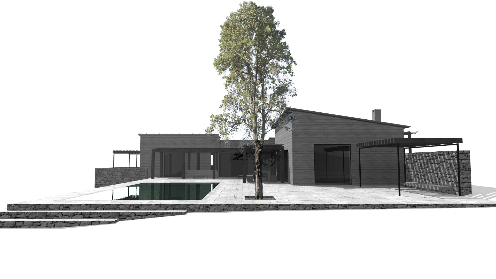 Country residence Alt.2/'00, Attica