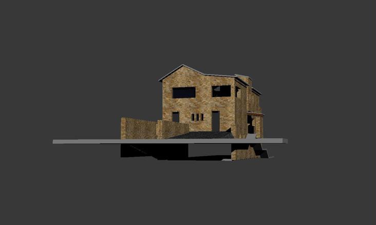 Urban detached house in Psyhiko - Case study, 2005