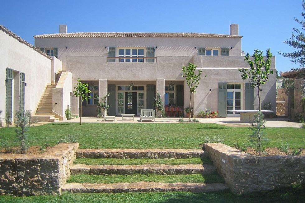 Urban detached house in Kifissia, 2006