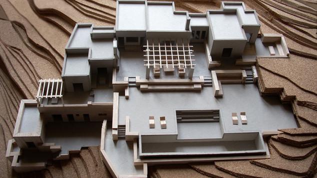 Residence in Mykonos, 2007