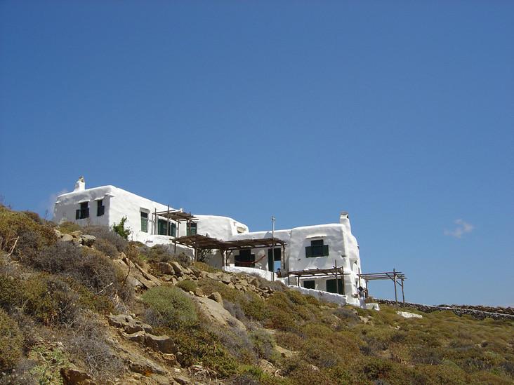 Residence in Mykonos, 1994
