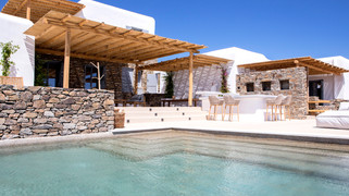 Adaptation and completion of house in Mykonos, 2018