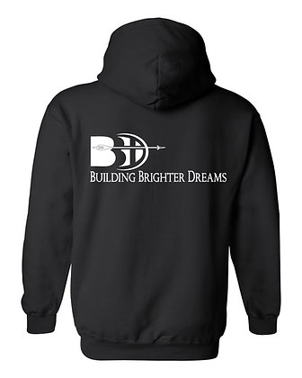 BBD Hooded Sweatshirt (Black)
