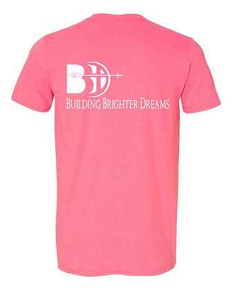 BBD Soft Style Tee (Neon Pink)