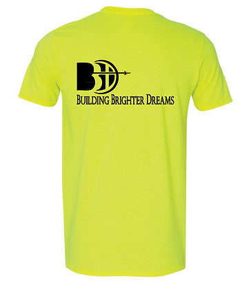 BBD Soft Style Tee (Neon Yellow)