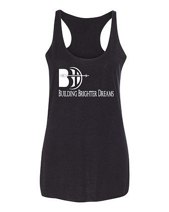 BBD Racerback Tanktop (Black)