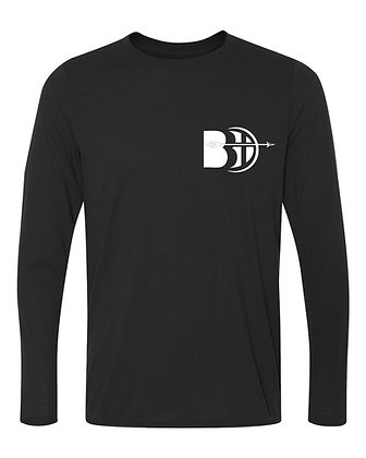 BBD Long Sleeve Tee (Black)