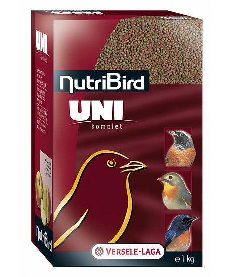 Uni Komplet - Maintenance food for small fruit- and insect-eating birds
