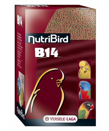 B14 - Maintenance food for budgies and other small parakeets