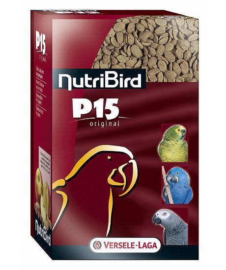 P15 original - Maintenance food for parrots - monocolor