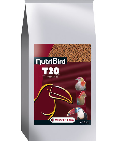 T20 Original - Breeding food for toucans, turacos and fruit doves