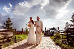 Свадьба Рустик