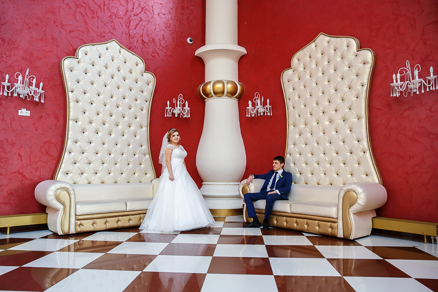 Свадебный фотограф казань