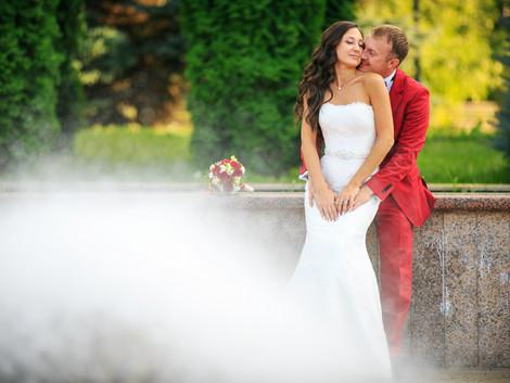 Красивая Свадебная фотосъемка 2015