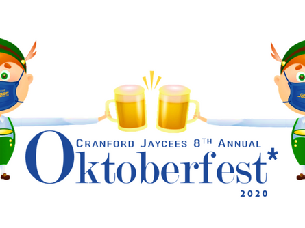 Cranford Jaycees 8th Annual OKTOBERFEST 2020