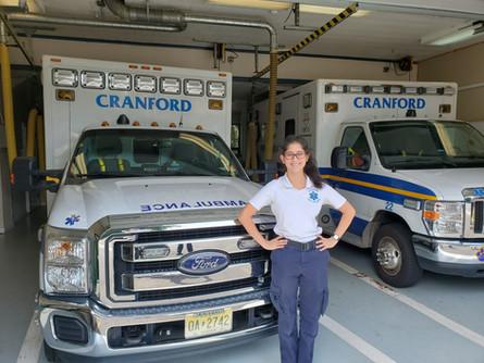 Cadet Kylie Contreras