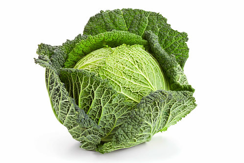 Cabbage Savoy - Large - each
