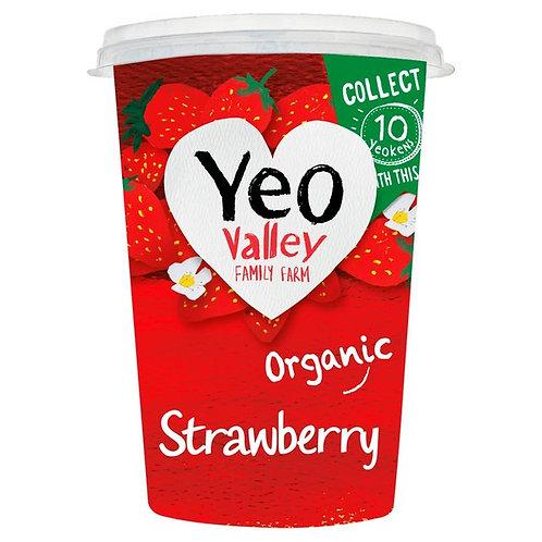 Yoghurt - Strawberry 500g