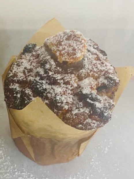 Cakes - Muffins - Christmas mince pie