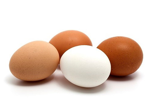 Eggs free range - large x 6