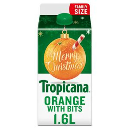 Juices - Tropicana - Orange with bits   1.6lt