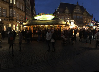 The Christmas experience in Europe.