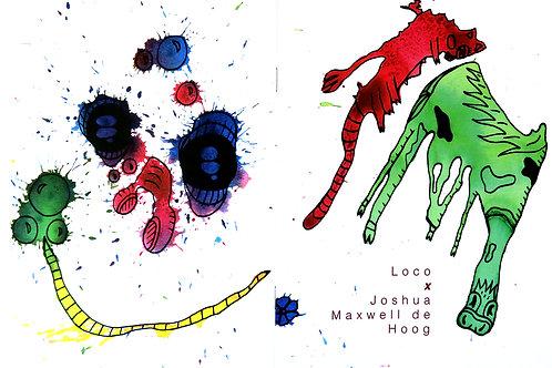 Loco x Joshua Maxwell de Hoog