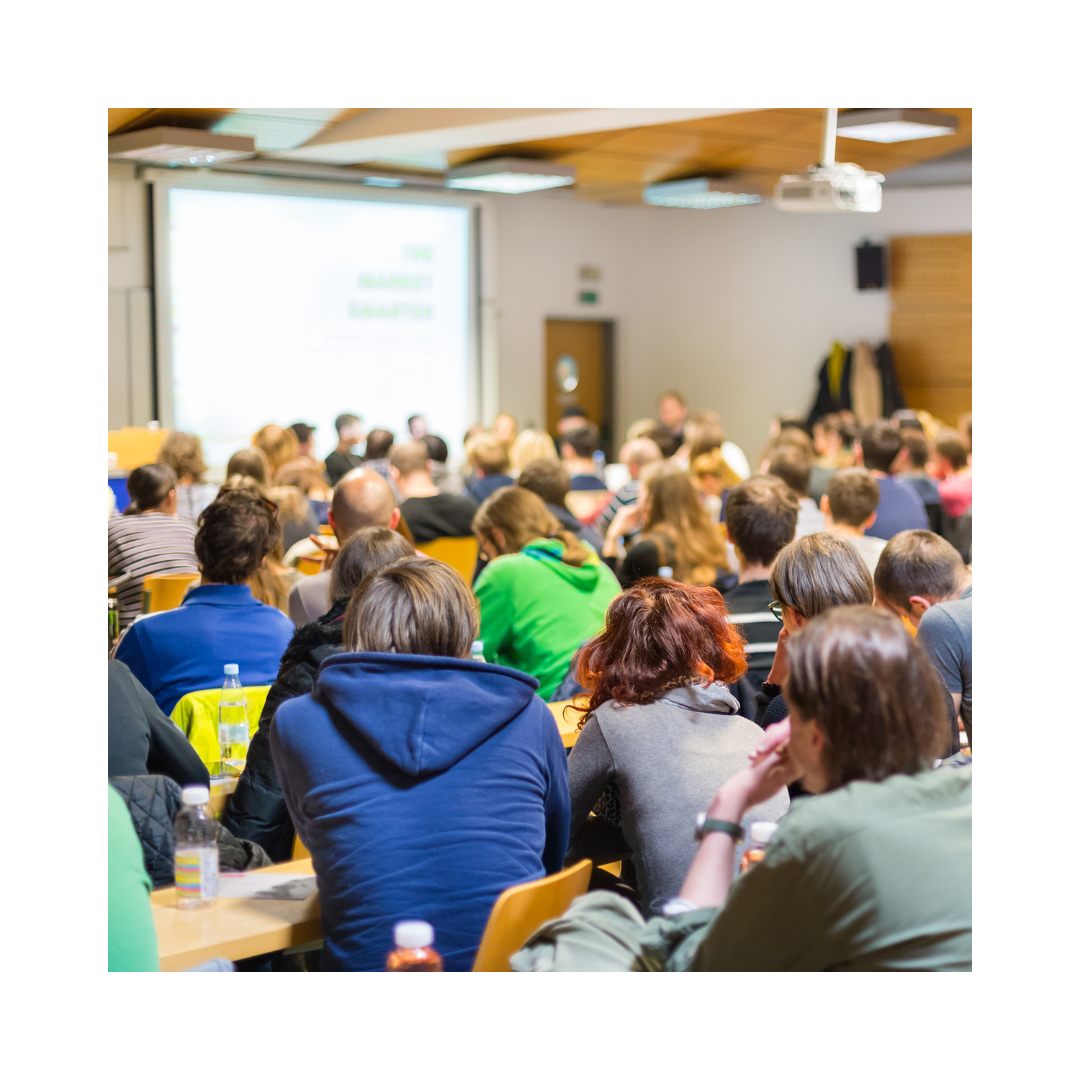 Foredrag, kurs og workshop