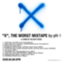 (pH-1) [X] Tracklist.jpg