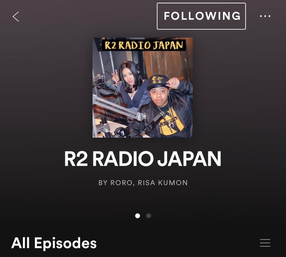 R2 RADIO NOW ON PODCAST PLATFORMS