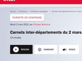 France Inter diffuse le numéro de SOS CRISE