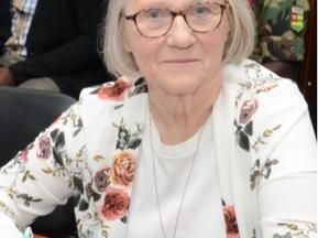 Portrait de Transmetteur : Dr Claudine Freiermuth