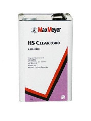 Max Meyer 0300 Lacquer 5L