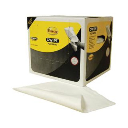 Farecla G-Wipe Polishing Cloths Box