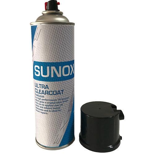 Sunox Extreme 1k Ultra Gloss Lacquer Aerosol 500ml