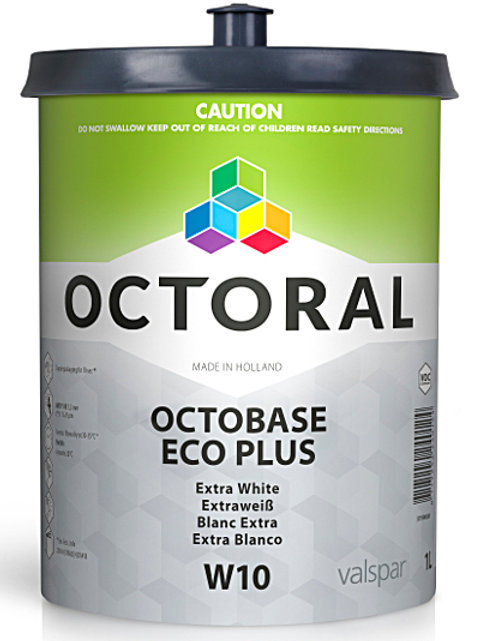 Octoral Octobase Eco Plus Water Based Tinter W00