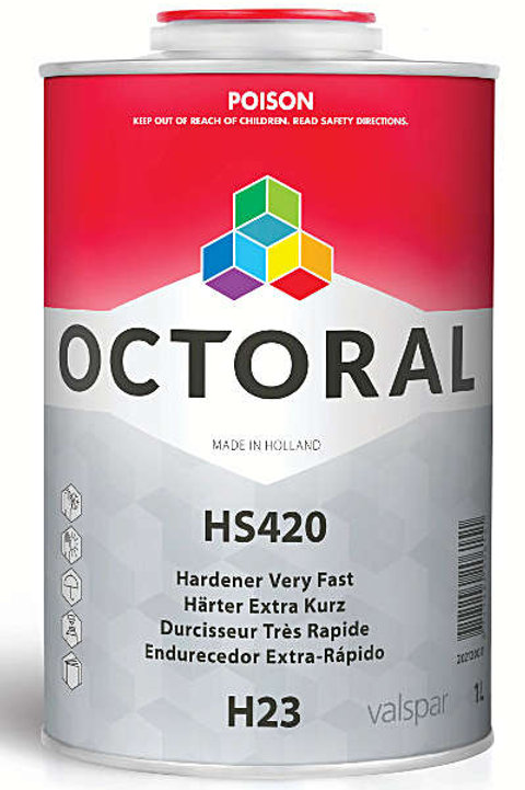 Octoral UHS Compliant H23 Hardener Very Fast