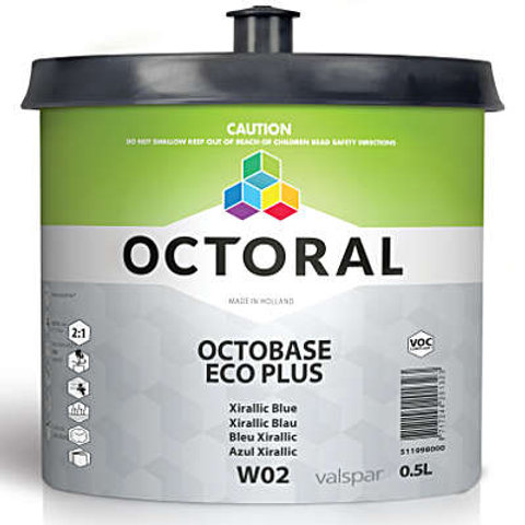 Octoral Octobase Eco Plus Water Based Tinter W02