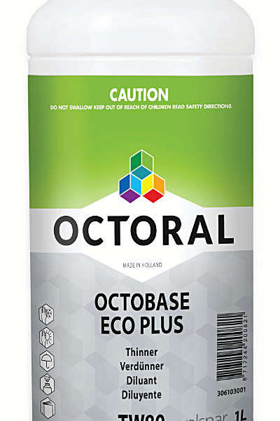 Octoral Octobase Eco Plus Water Based Thinner TW80