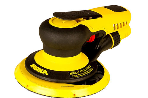 Mirka PROS 650CV 150mm Central Vacuum Orbit 5,0