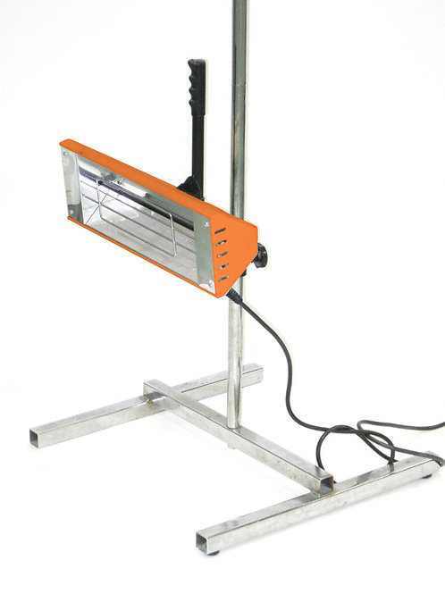 Anest Iwata 1kw Infrared Paint Curing Lamp & Stand