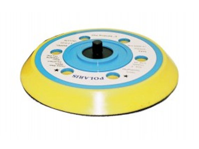 Sander Backing Pad 150mm 6hole Stick-It 15mm thick