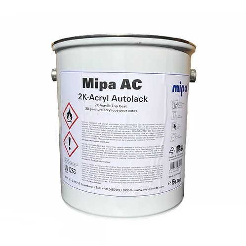 Mipa Ready Mixed Ford Radiant Red 2k 5L